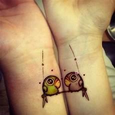 Freundschafts Klein - die 25 besten ideen zu bester freund tattoos auf