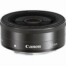 canon ef m canon ef m 22mm f 2 stm lens black white box 5985b002