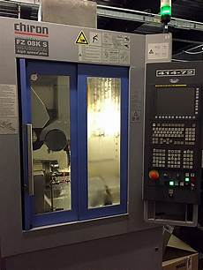 Chiron Center by Centre D Usinage Vertical Cnc Chiron Germany Fz8 Magnum S