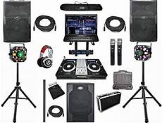 dj lighting equipment professional dj system club dj system wedding dj system dj equipment pro sys ebay