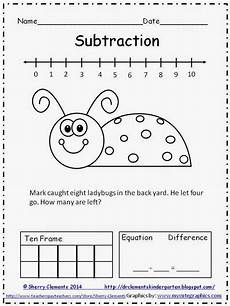 addition word problem worksheets for kindergarten 11338 pin by bethany cook on k math math lessons math subtraction subtraction kindergarten
