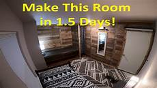 r watson garage how to build a room in your garage the easy way twg