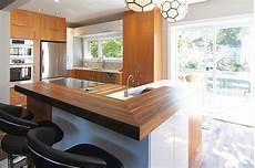 Design De Cuisine Le Comptoir De Bois Ou 171 Bloc De