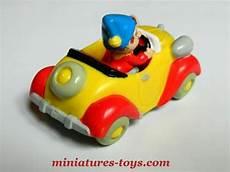 taxi oui oui la voiture taxi de oui oui en miniature miniatures toys