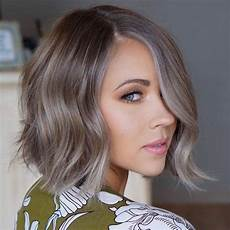 10 easy wavy bob hairstyles with balayage 2019 female