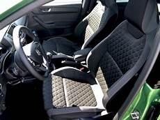 Skoda Fabia Facelift 2018 Fahrbericht Combi Vs Hatch