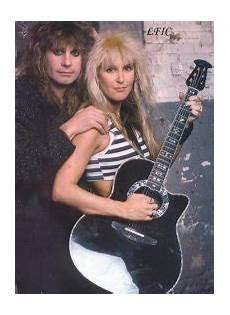 Lita Ford And Ozzy Osbourne