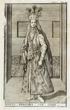 donna persiana donna persiana con gioie 552