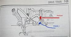 transmission control 1984 ford ltd lane departure warning service manual how to adjust transmission linkage 1988 ford e series solved shift lever