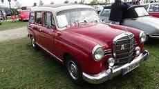 Max Automobile Mannheim - 1961 mercedes 190 binz kombi veterama mannheim