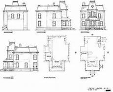 psycho house floor plans psycho house planos de casas planos y house