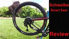 schwalbe smart sam mountain bike tire review