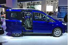 Ford Tourneo Courier 2014 Car Review Honest
