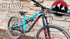 2018 rocky mountain instinct bc edition test ride