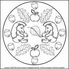 Malvorlagen Mandala Herbst Mandala Zum Ausmalen Herbst Malvorlagen