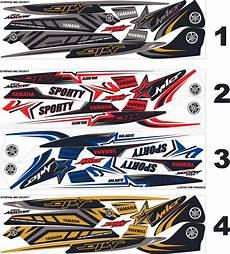 Striping Mio Sporty Keren by Jual Striping Mio Smile Sporty Thailand Di Lapak Shosro
