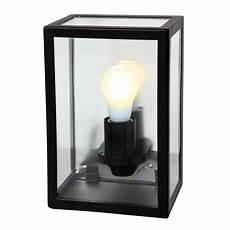 blooma gallina black external wall light departments diy at b q wall lights wall lights diy