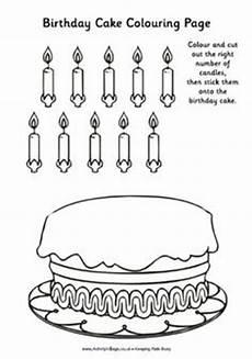 black and white birthday cake coloring food yiyecek boyama birthday coloring