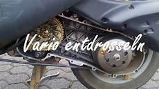 roller lackieren anleitung motorroller variomatik entdrosseln universal anleitung