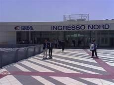 fiera di roma ingresso est file fiera di roma ingresso nord jpg