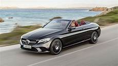 2019 Mercedes C Class Coupe And Cabrio Get Power