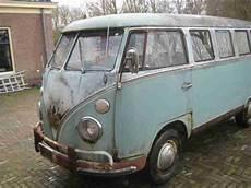 vw bulli 1964 t1 de luxe 13 fenster topseller