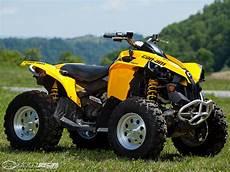 2009 can am renegade atv review photos motorcycle usa