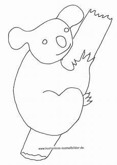 Malvorlagen Tiere Australien Malvorlagen Ausmalbilder Koala Ausmalbilder Und
