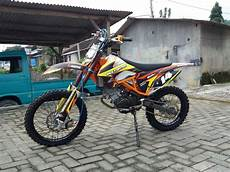 Jupiter Mx Modif Trail by Koleksi Modifikasi Motor Jupiter Mx Jadi Trail Terlengkap