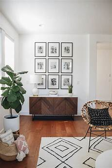 Living Room Reveal With Article Crystalin