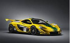 Black Mclaren P1 Gtr Wallpaper