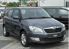 Skoda Fabia Facelift - datei skoda fabia ii facelift front 20100515 jpg
