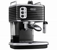 espresso maschine delonghi buy delonghi scultura ecz351bk coffee machine black