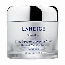 time freeze sleeping mask laneige sephora