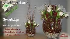Deko Mit Tulpen - diy fr 252 hlings deko im glas bloemschikken tulpen in vaas