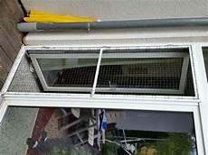 balkon terrassent 252 r mit katzennetz system ohne bohren