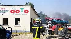 Un Incendie Dans Une Casse Auto 224 Amiens