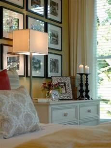 A Frame Bedroom Ideas 10 ways to display bedroom frames hgtv