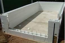 bloc polystyrène pour piscine construire sa piscine facilement procarv solutions de