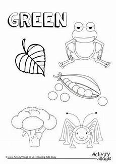 color green worksheets for preschool 12861 green things colouring page preschool color activities color worksheets for preschool