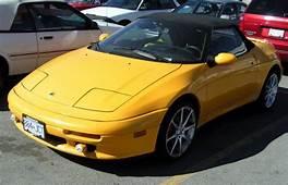 Lotus Elan  The 50 Worst Cars Of 80s Complex UK