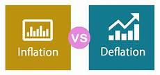 inflation und deflation inflation vs deflation top 6 differences with infographics