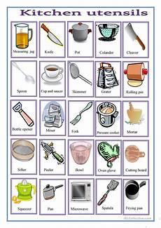 kitchen utensils worksheet free esl printable worksheets made by teachers