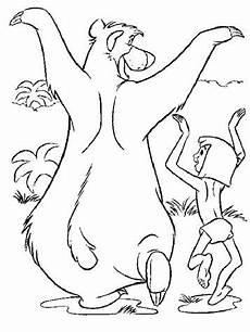 Dschungelbuch Malvorlagen Chords N De 62 Ausmalbilder Das Dschungelbuch