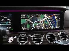 navigation comand mercedes e klasse 2017 w213