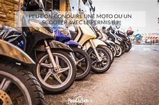 Peut On Conduire Une Moto Ou Un Scooter Avec Le Permis B