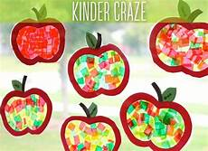Apple Stained Glass Window Decorations Free Template