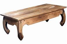table basse rectangulaire en bois craft table basse pas cher