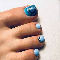 90 pretty and simple toe nail art designs pedicure ideas