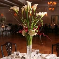 calla lilies centerpieces for weddings wedding decorations calla centerpieces